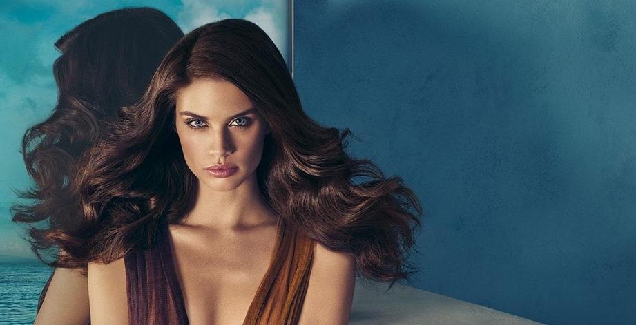 a hair model