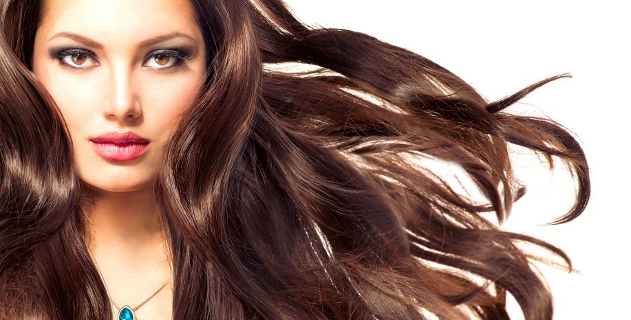 a natural hair model